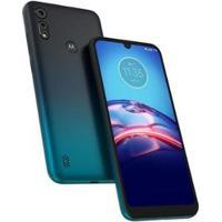"""Smartphone Motorola E6S 32Gb Octa-Core 2Gb Ram Tela 6,1"""" - Unissex"""