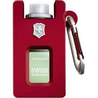 Swiss Unlimited Victorinox Eau De Toilette - Perfume Masculino 30Ml - Masculino-Incolor