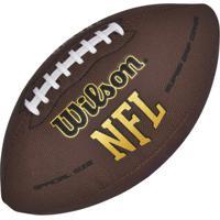 eb0ec3556e195 Netshoes  Bola Wilson Futebol Americano Super Grip - Unissex