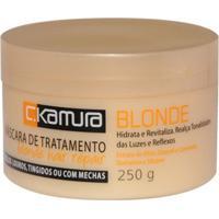 Máscara De Tratamento Blonde Repair C.Kamura
