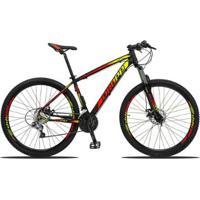 Bicicleta Dropp Z3 27 Marchas Aro 29 Câmbios Shimano Freio Hidráulico Suspensão Trava No Ombro - Unissex