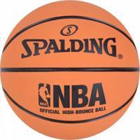 Mini Bola De Basquete Spalding Nba 51161 - Unissex
