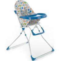 Cadeira De Refeição Petisco Azul Bichos - Voyage