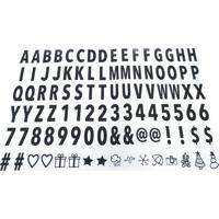 Letras L3 Store Para Luminária Letreiro De Cinema - Lightbox - Preto