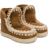 Mou Kids Mueski Boots - Marrom