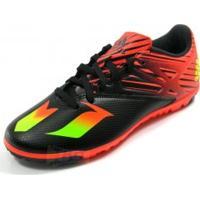 Chuteira Adidas Messi 15.3 Society Pto/Vrm/Amr - Adidas
