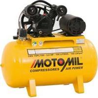 Compressor Air Power Monofásico Cmv-10Pl/100- 110/220V 21701.7 - Motomil