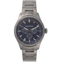 Relógio Nautica Masculino Aço - Napstb004