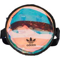 Bolsa Adidas Round Waist Originals Cinza - Tricae