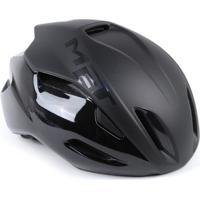 Capacete Bike Ciclismo Speed Aerodinâmico Met Manta - Unissex