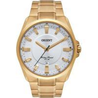 Relógio Orient Neo Sports Analógico Mgss1174S1Kx Masculino - Masculino-Dourado