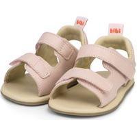 Sandália Infantil Bibi Afeto Rosa - 1084076