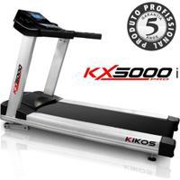 Esteira Kikos Kx5000I 220V - Unissex