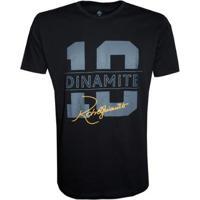 Camisa Liga Retrô Vasco Dinamite 10 Masculina - Masculino