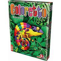 Coloretto - Jogo De Cartas - Devir