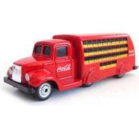 Bottle Truck 1937 Coca-Cola 1:87 Caminhão Miniatura