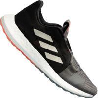 Tênis Adidas Senseboost Go M - Masculino - Cinza/Preto