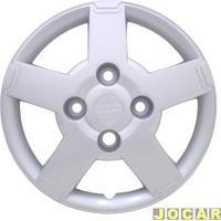 Calota Aro 13 Ford - Grid - Ka 2008 Até 2014 - Prata - Cada (Unidade) - 013