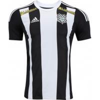 Camisa Do Figueirense I 2017 Adidas - Masculina - Preto/Branco