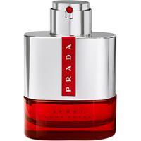 Perfume Masculino Luna Rossa Sport Prada Eau De Toilette 50Ml - Masculino