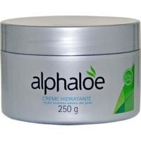 Creme Hidratante De Aloe Vera 87% De Babosa 250G - Unissex-Incolor