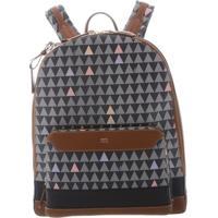 Mochila Triangle Black | Schutz