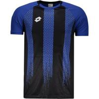 Camisa Lotto Tech 2.0 Royal - Masculino