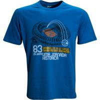 Camisa Liga Retrô Volei Jornada 1983 - Masculino
