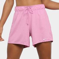 Short Nike Dry Attk 2.0 Tr5 Feminino - Feminino-Rosa+Branco