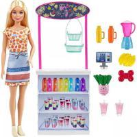 Boneca Barbie Wellness Conjunto De Sucos Tropicais