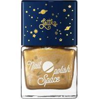 Esmalte Cremoso Latika Nail Space Golden Sun - Unissex