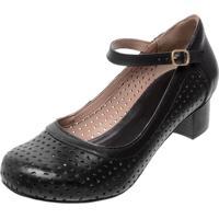 Sapato Boneca Gasparini Preto