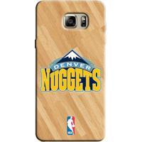 Capinha Para Celular Nba - Samsung Galaxy Note 5 - Denver Nuggets - B08 - Unissex