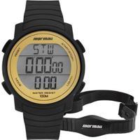 Relógio Mormaii Feminino Performance - Mo11560Aa/8D Mo11560Aa/8D - Feminino-Preto