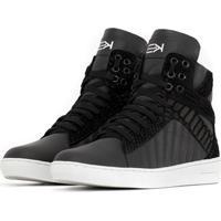 Sneaker K3 Fitness Trendy Preto