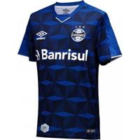 Camisa Masculina Umbro Grêmio Oficial 3 Fan Classic 2019