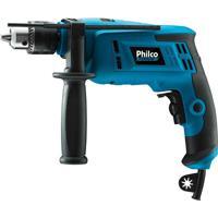 Furadeira Pfu02 750W Azul Philco 220V