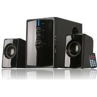 Home-Theater Active Lendex Ld-Csr202 40Wrms