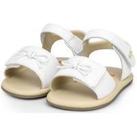 Sandália Infantil Bibi Afeto Branco - 1084087