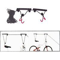 Suporte De Teto Tipo Elevador P/ Bike - Lifu P 621