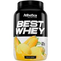 Whey Protein Atlhetica Best Whey - Milho Verde - 900G