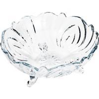 Centro De Mesa Em Cristal Flower- Cristal- 11Xã˜24Cm