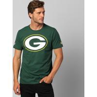 Camiseta New Era Nfl Green Bay Packers - Masculino