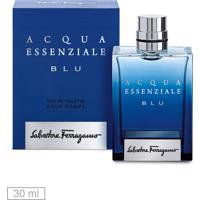 Perfume Acqua Essenziale Blu Salvatore Ferragamo Fragrances 30Ml