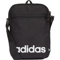 Bolsa Adidas Organizer Linear Unissex - Preto