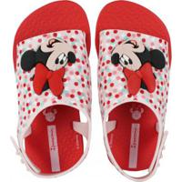 Sandália Infantil Grendene Disney Baby