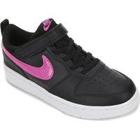 Tênis Infantil Nike Court Borough Masculino - Masculino