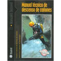 Livro Manual Técnico De Descensor De Cañones Ref.33
