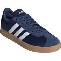 Tênis Adidas Vl Court 2.0 Masculino - Masculino-Cinza+Branco