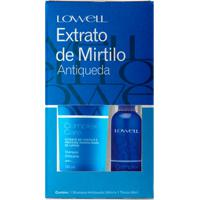 Lowell Complex Care Mirtilo Kit - Shampoo + Tônico Capilar Kit - Unissex-Incolor